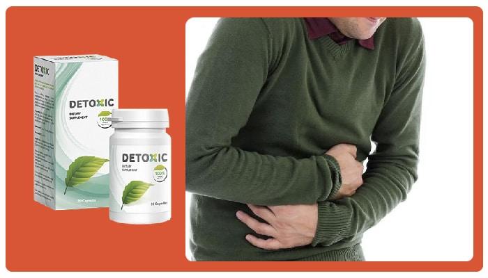 Detoxic Как да приложим продукта? Как да използвам?