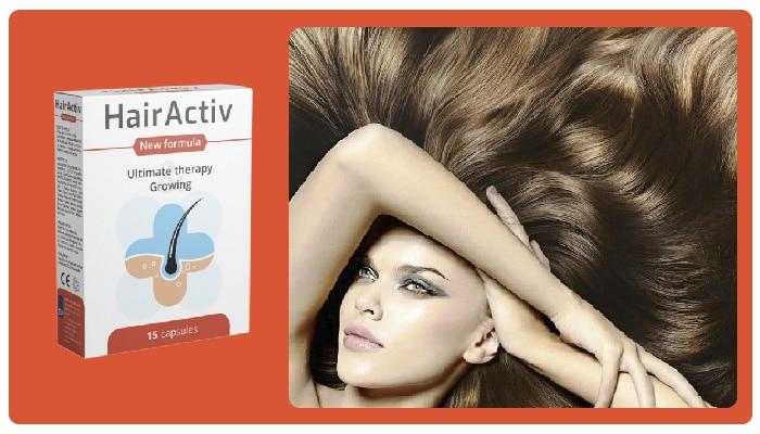 HairActiv Kako primijeniti proizvod? Kako koristiti?
