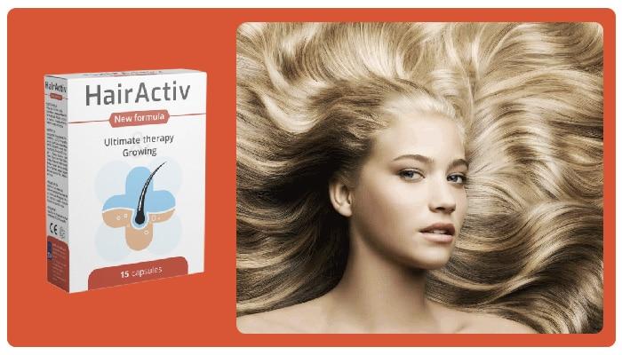 HairActiv Što je sastav proizvoda? Komponente