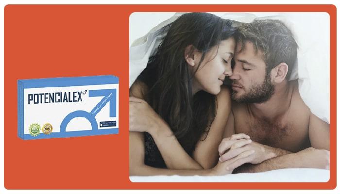 Potencialex Što je sastav proizvoda? Komponente