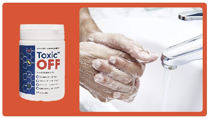 ToxicOFF Какъв е съставът на продукта? Компоненти