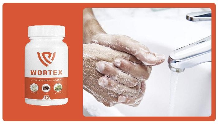Wortex Как да приложим продукта? Как да използвам?