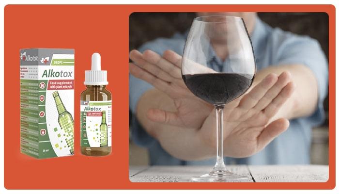 Alkotox Как да приложим продукта? Как да използвам?